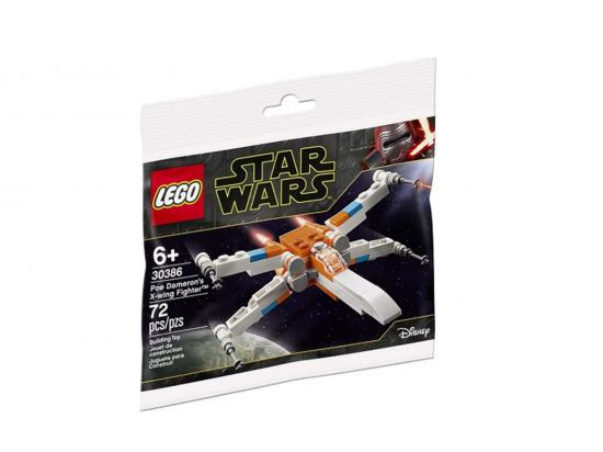 Poe Dameron's X-wing Fighter - Star Wars The Rise Of Skywalker
