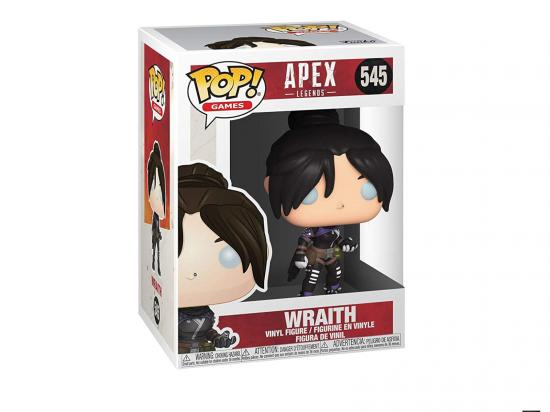 Apex Legends | Wraith Collectible Toy | Funko POP! 545